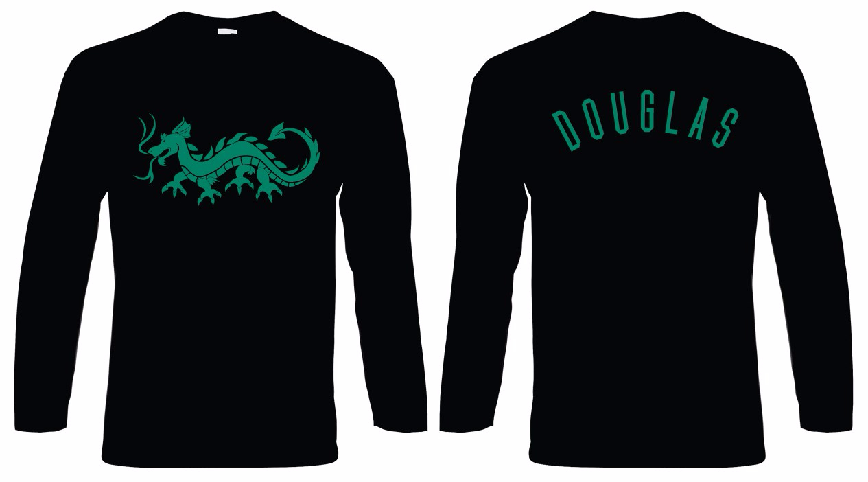 Douglas Dragons FF & FB (10-17)